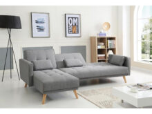 Sofas Gris Ffdn Scandinave Canapà D Angle Rà Versible Convertible 267x151x88cm