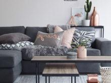 Sofas Gris H9d9 Cojines En sofà Gris Modern Decore Pinterest Living Room Decor