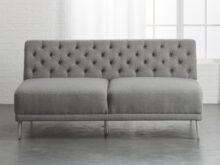 Sofas Gris S5d8 Modern Linen sofas Cb2