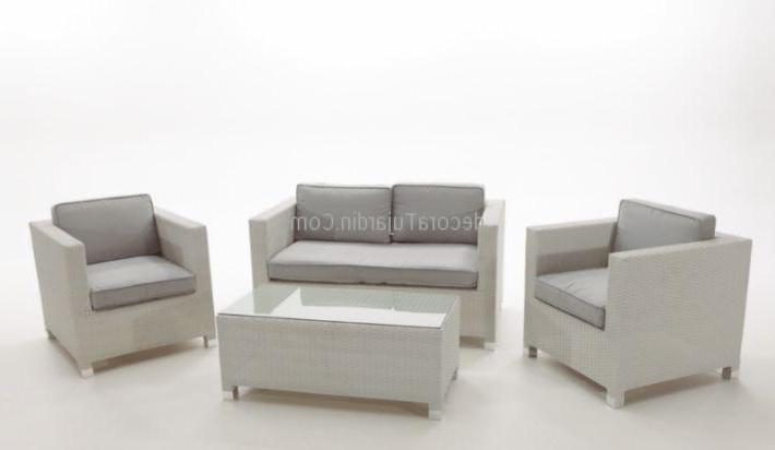 Sofas Jardin E6d5 Muebles De Exterior sofà S De Terraza Y Jardà N Blanco