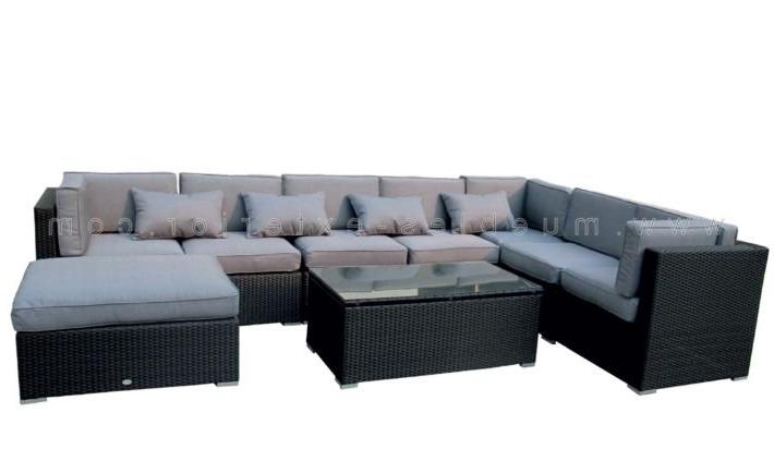 Sofas Jardin Txdf sofà Mueble De Jardin Modular Valence Pleto