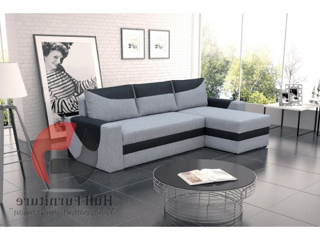 Sofas Leon Nkde Corner sofa Bed with Bedding Storage Universal Left or Right Side