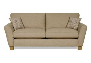 Sofas Leon S5d8 Leon 3 Seater sofa Standard Back Scs