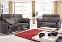 Sofas Malaga Dddy Malaga sofa Garnitur Grau sofa Garnituren sortiment Multipolster