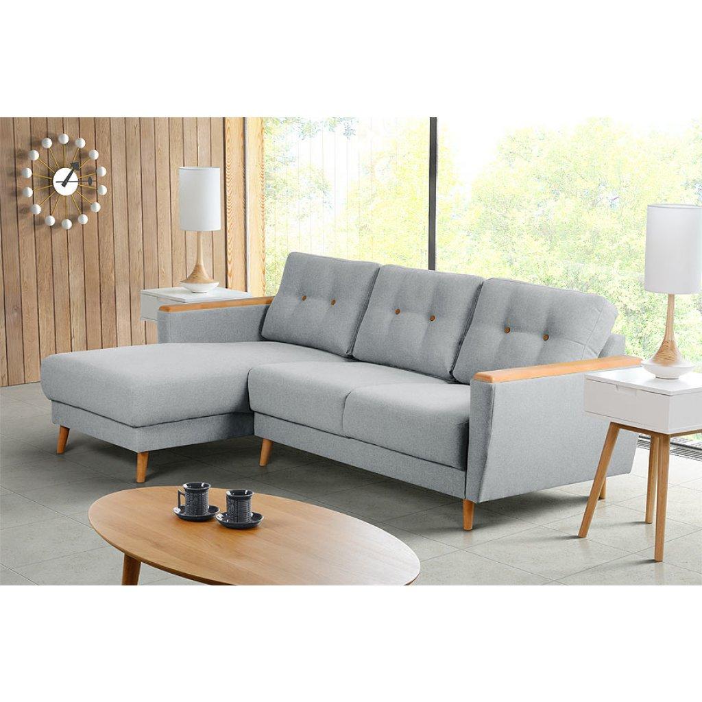 Sofas Malaga Jxdu Expo Right Hand Corner sofa Malaga Steel Retro Grey My Furniture