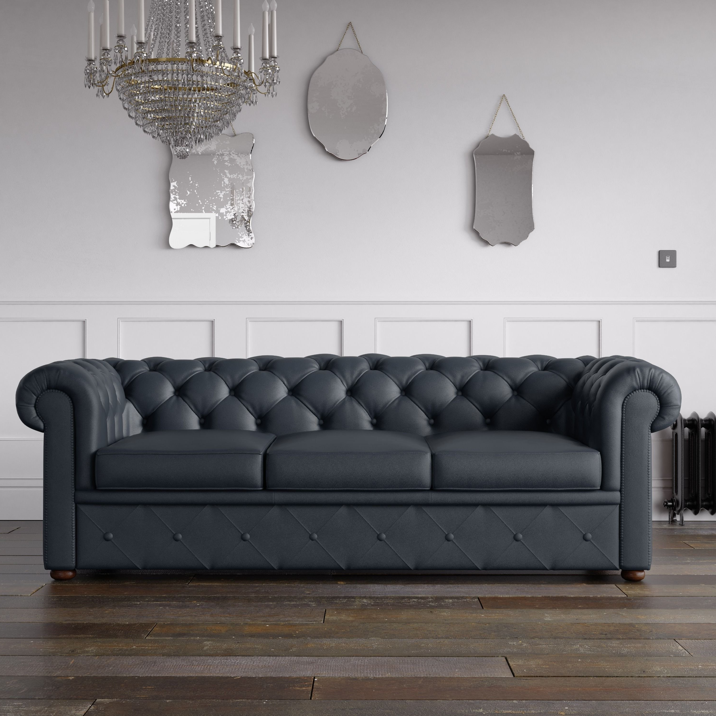 Sofas Malaga Thdr Affascinante sofas Malaga Chesterfield Faux Leather sofa Navy Endure