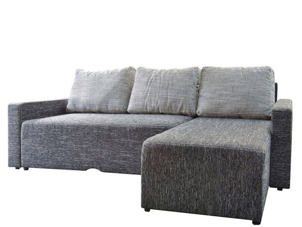 Sofas Malaga Wddj Malaga 2 Corner sofa Bed Chaise Left Automat No Material Fabric