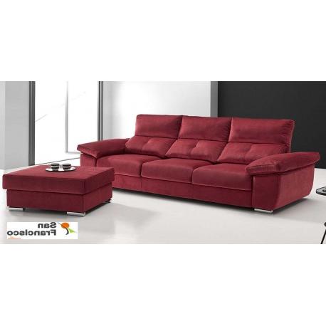 Sofas Modernos Baratos Q5df sofa De 250cm Extraible Y Reclinable Moderno Y Barato sofas Rojo