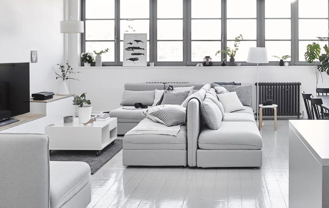 Sofas Modulares Ikea 8ydm Modular Furniture Like the Vallentuna sofa Makes It Easy for