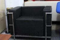 Sofas Ocasion Ffdn sofà Inspirado En El Diseà O De Le Corbusier Segunda Mano