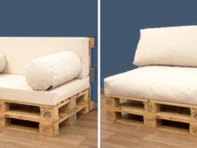 Sofas Palets Exterior
