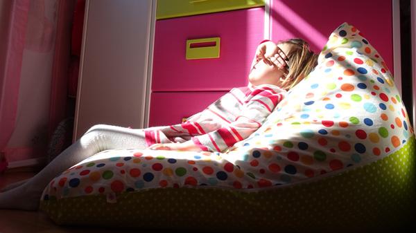 Sofas Para Niños Irdz Puff Para Nià Os De Kreababy Quà Usos Puedes Darle