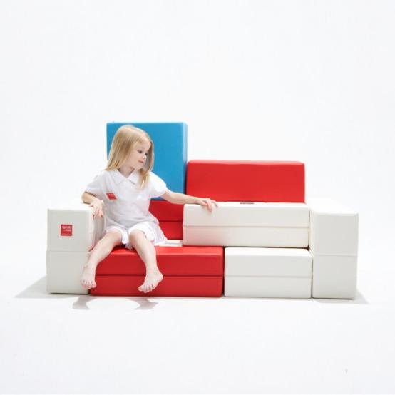 Sofas Para Niños Tqd3 Decoracion Styles sofa Puzzle Para Nià Os De Designskin