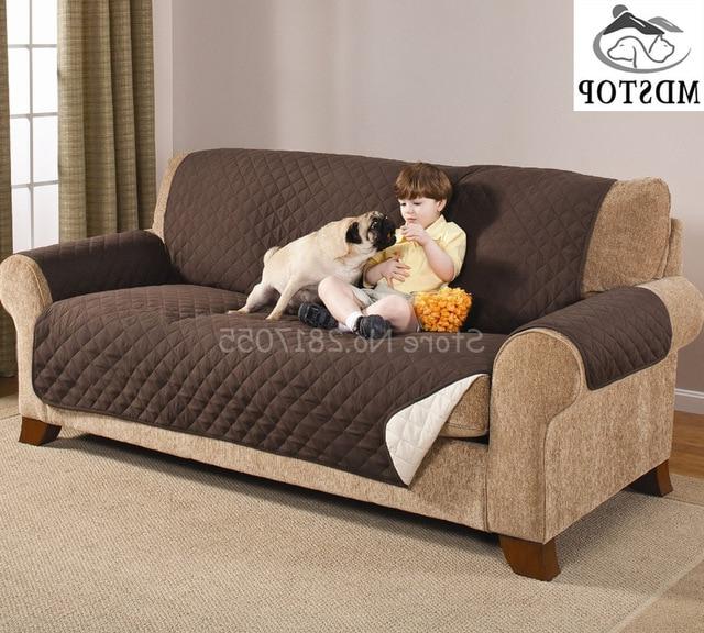 Sofas Para Perros Bqdd Mdstop Tres asiento sofà Para Perros Kid Antideslizante Lujoso