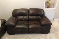 Sofas Puff 87dx 2 X 2 Seater Leather sofas and Puff In Wilmslow Cheshire Gumtree