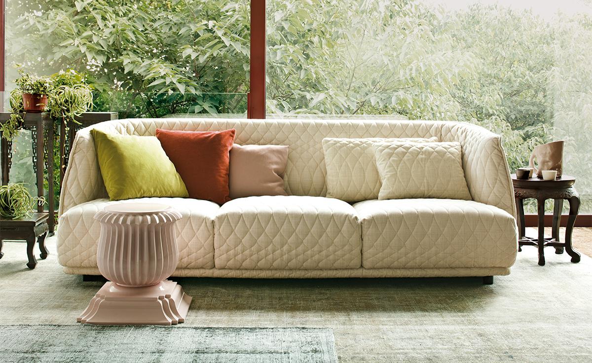 Sofas Redondos E6d5 Redondo 3 Seat sofa 245 Hivemodern