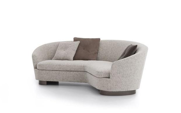 Sofas Redondos Ipdd 20 sofà S Redondos Para Você Ter Em Casa Casa Vogue Ambientes