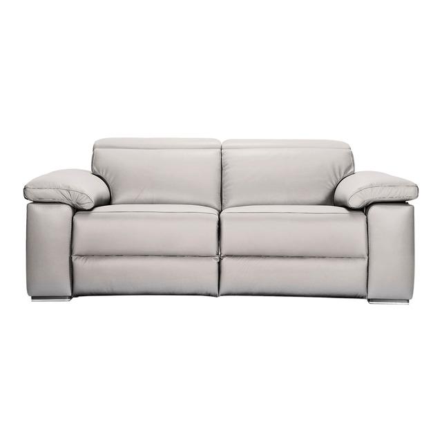 Sofas Relax El Corte Ingles Qwdq sofà De Piel De 3 Plazas Con 2 Relax Elà Ctricos Siena Hogar El