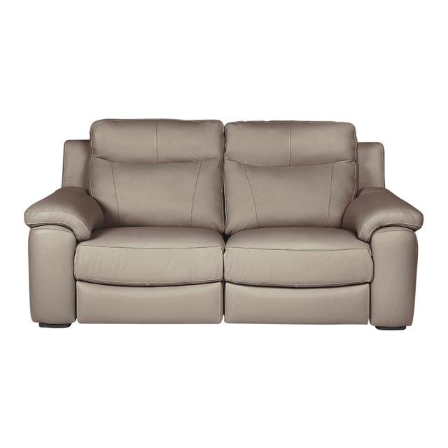 Sofas Relax El Corte Ingles Whdr sofà De Piel De 3 Plazas Con 2 asientos Relax Elà Ctrico Paris