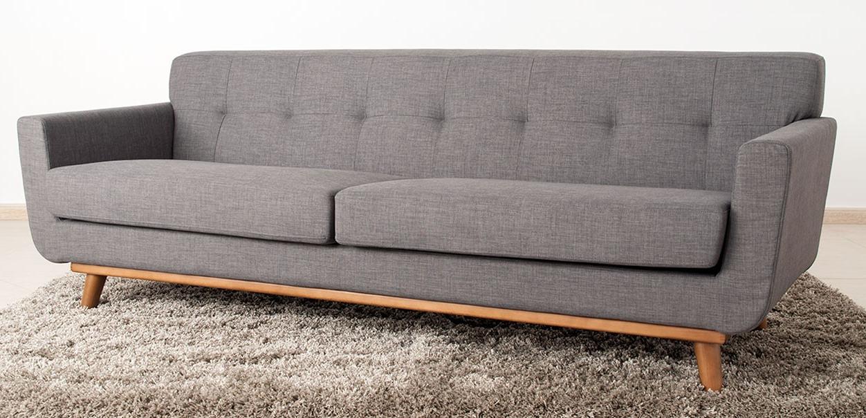 Sofas Retro S1du Spiers sofa Slate Grey Retroeurope