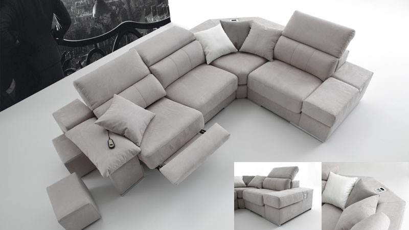 Sofas Salamanca Ffdn Meglio sofa Relax 4 Plazas Relax 3 Y Rinconera sound Kiona Salamanca