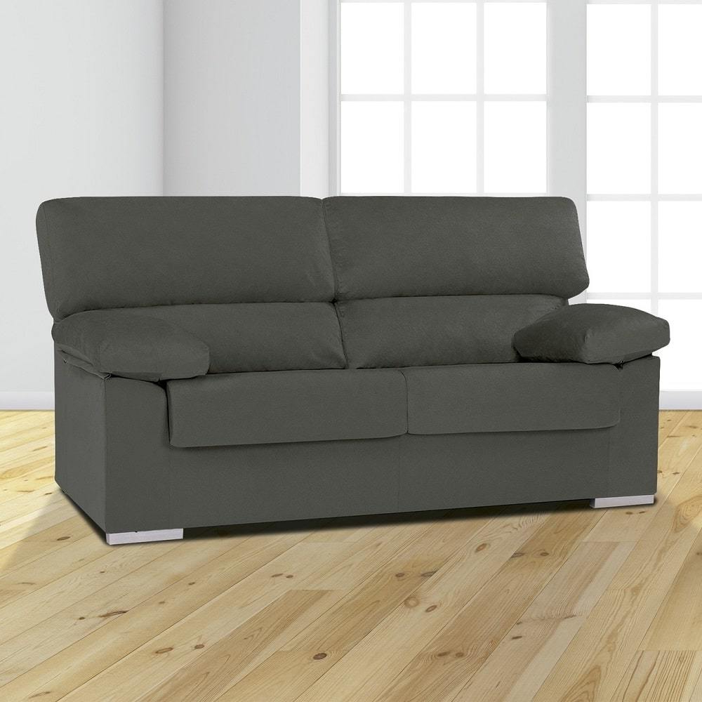 Sofas Salamanca X8d1 Inexpensive 3 Seater sofa In Microfibre Fabric Salamanca Don Baraton