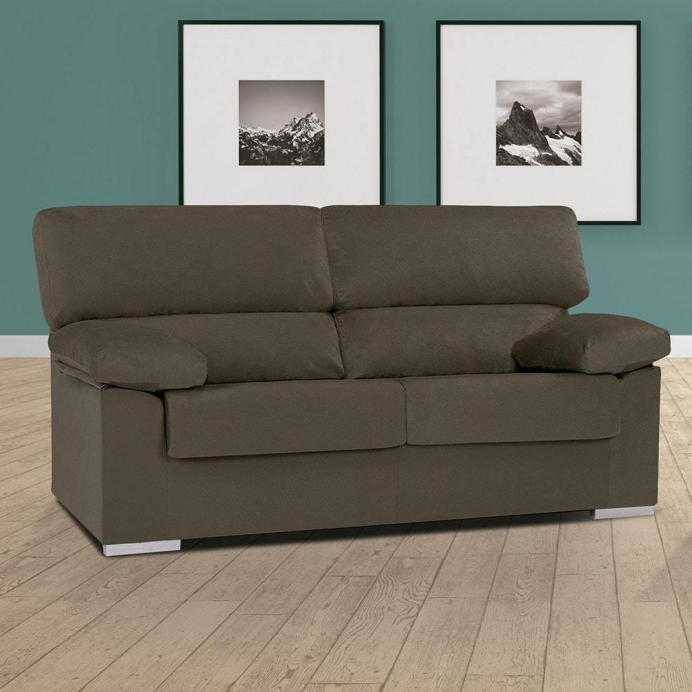Sofas Salamanca Xtd6 Inexpensive 3 Seater sofa In Microfibre Fabric Salamanca Don Baraton