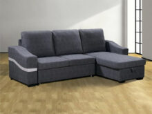Sofas Santander Wddj Convertible Chaise Longue sofa Bed with Storage Santander Don
