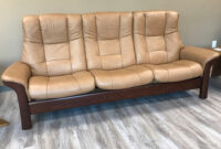 Sofas Stressless 9fdy Stressless Buckingham 3 Seat High Back sofa Paloma Taupe Color Leather by Ekornes