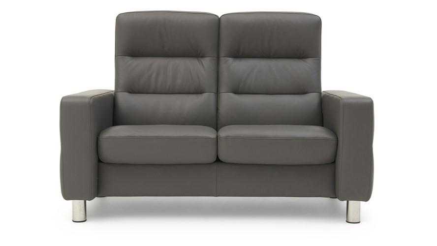 Sofas Stressless Ffdn Stressless Wave High Back 2 Seater sofa Sterling Furniture