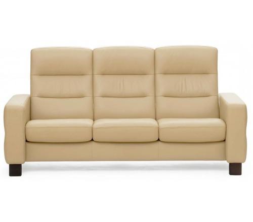 Sofas Stressless H9d9 Stressless Wave High Back sofa
