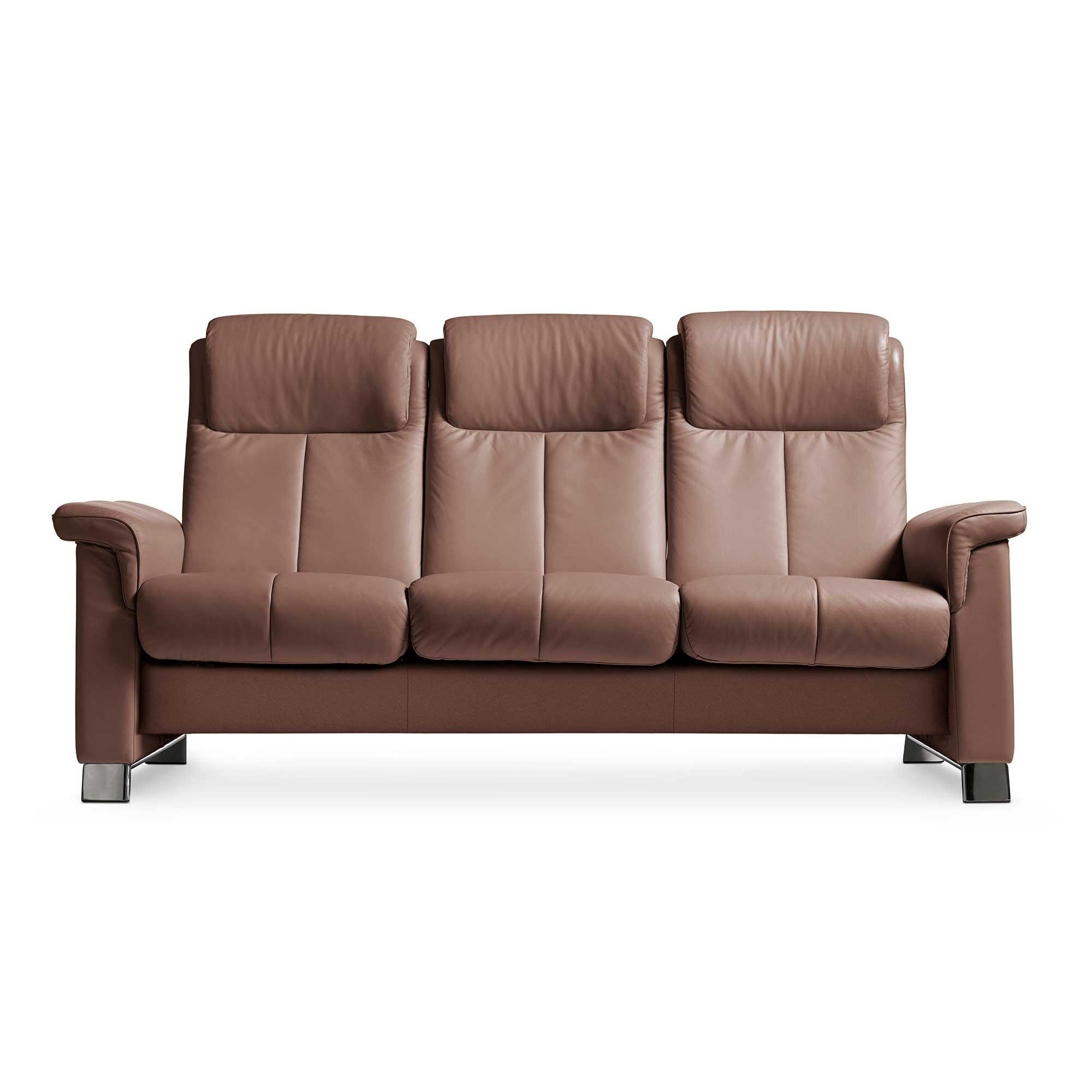 Sofas Stressless Q0d4 Stressless Breeze 3 Seater Recliner sofa sofas Living Room