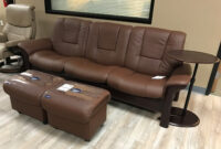 Sofas Stressless Qwdq Stressless Buckingham 3 Seat Low Back sofa Paloma Chocolate Leather by Ekornes
