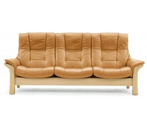 Sofas Stressless T8dj Stressless Buckingham High Back sofa