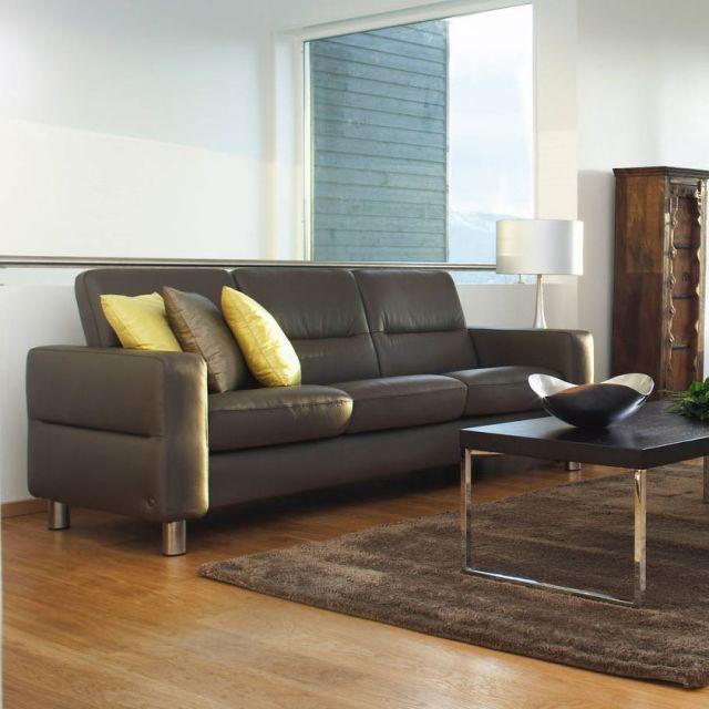 Sofas Stressless T8dj Stressless Wave Low Back sofa