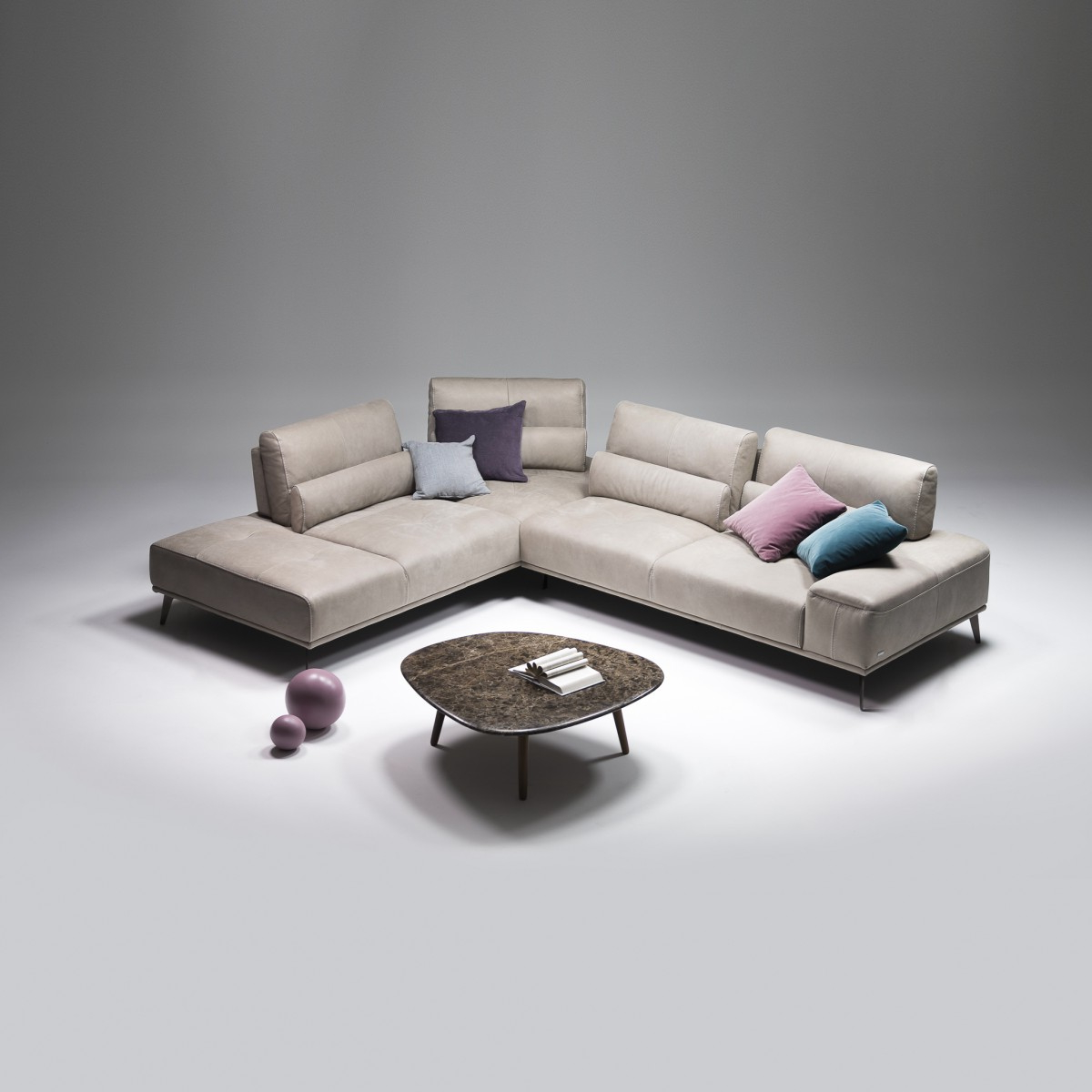 Sofas Tenerife 4pde Tenerife Leather sofa Nicoline Mscape Modern Interiors