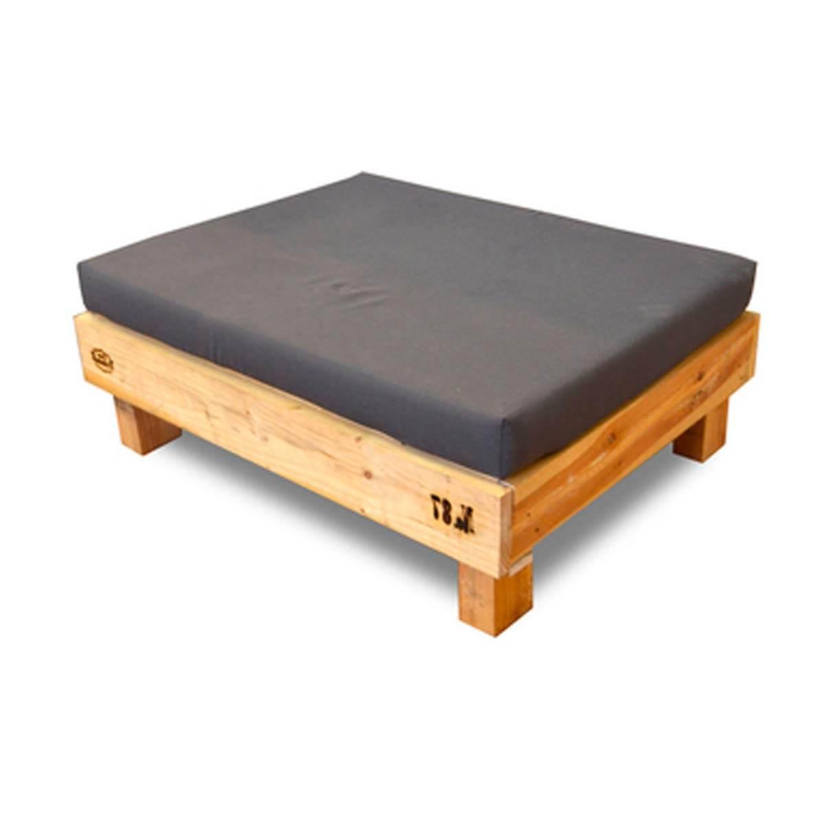 Sofas Terraza 3id6 Puf De Palets Para sofà S De Interior Y Terraza