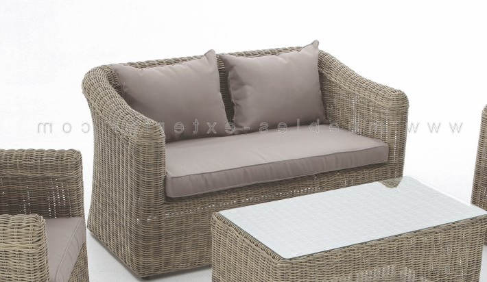 Sofas Terraza E9dx sofà Terraza Y Jardin Kl 2 Plazas