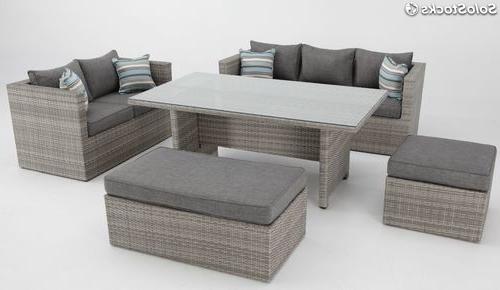 Sofas Terraza H9d9 Set sofas De Terraza Con Mesa De Edor Rattan Carmel
