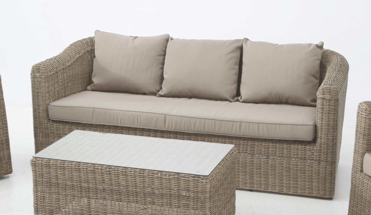 Sofas Terraza Q0d4 sofà Terraza Y Jardin Kl 3 Plazas