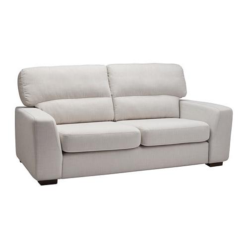 Sofas Tres Plazas 87dx Mardal sofà 3 Plazas nordvalla Beige Ikea