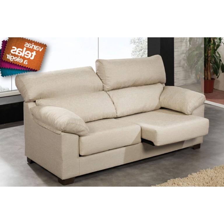 Sofas Tres Plazas 9ddf sofà Tres Plazas Con asientos Deslizantes Y Cabezales Abatibles Shiito