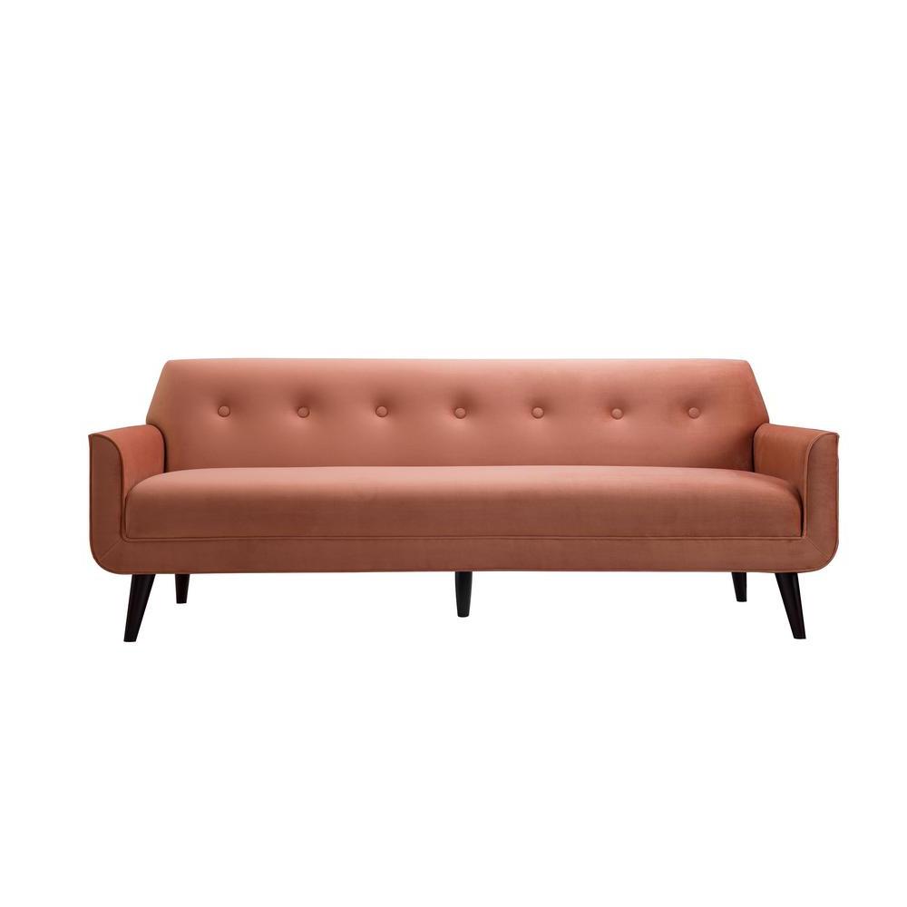 Sofas Valencia E6d5 Sandy Wilson Valencia orange Tight Back sofa S 3 930 the Home