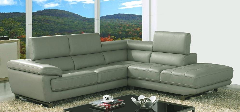 Sofas Valencia Mndw Valencia Taupe Grey Leather Corner sofa Left Hand Facing 21 Day