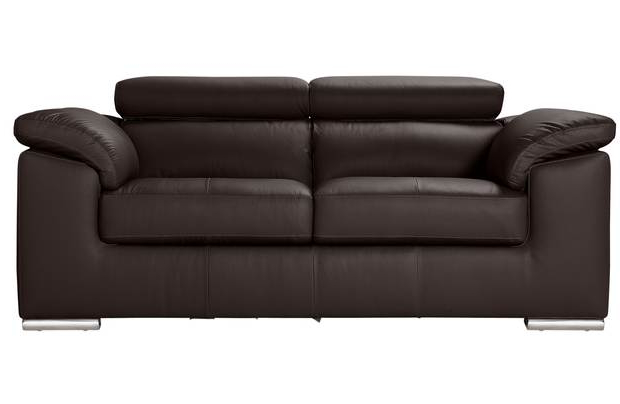 Sofas Valencia Outlet 8ydm Hygena Valencia Regular sofa Chocolate sofas Armchairs and Chairs