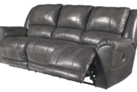 Sofas Zaragoza Outlet Fmdf PersiPhone Charcoal Reclining Power sofa Leather