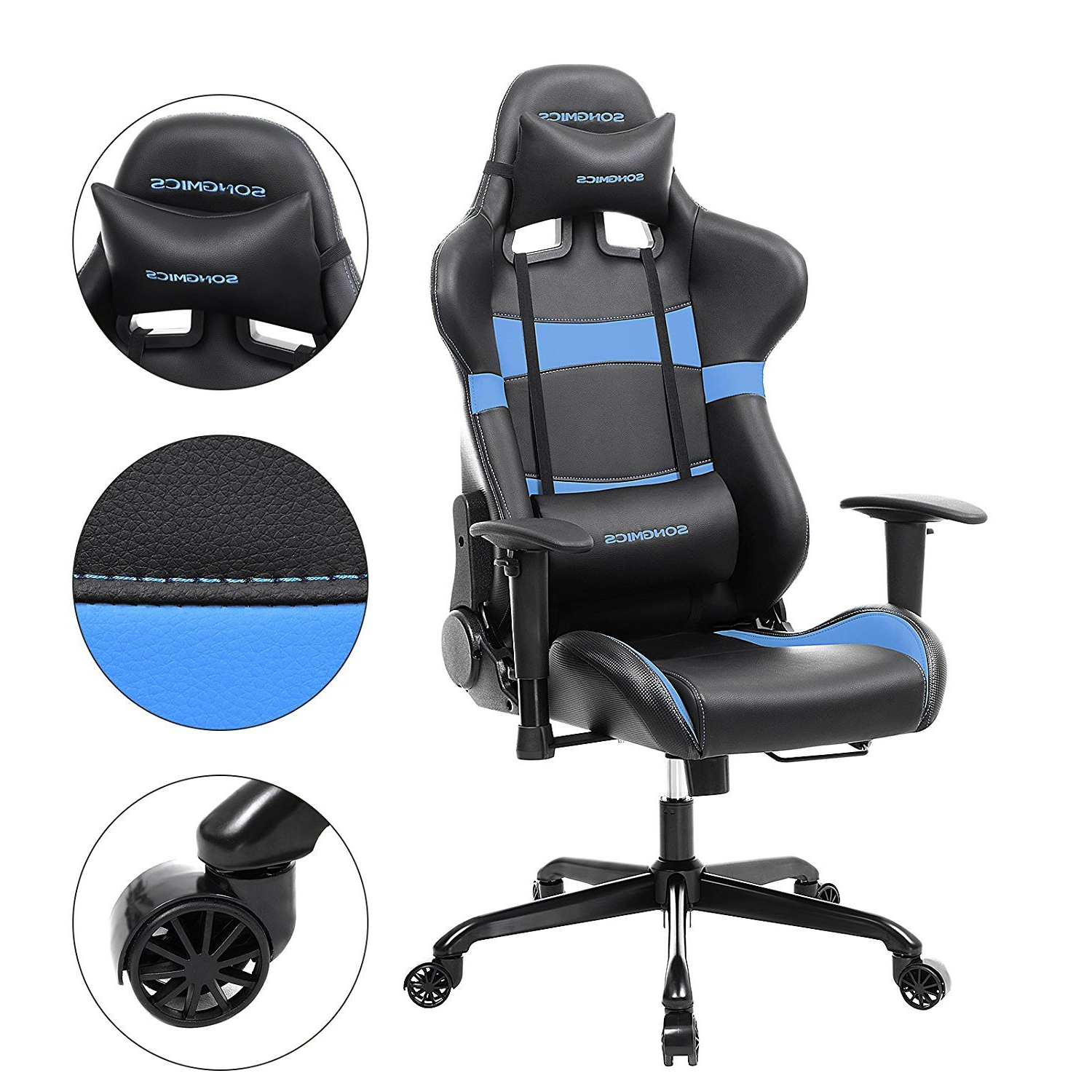 Songmics Silla Dddy Anà Lisis Review songmics Racing Silla Rcg22l