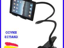 Soporte Para Tablet Ipdd soporte Universal Para Tablet Metalico Con Pinza Para Mesa Coche
