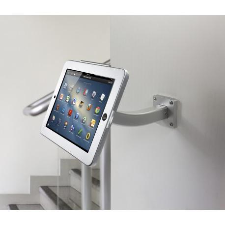 Soporte Para Tablet Kvdd soporte De Pared Para Tablet Con Cerradura