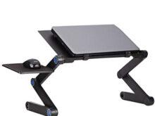 Soporte Portatil Cama T8dj Kuuboo Plegable Para ordenador Portà Til soporte De Mesa Escritorio